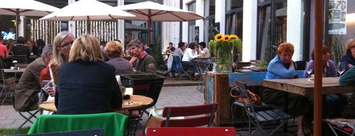 Volksgarten is one of München nach der Arbeit (beste Bars).