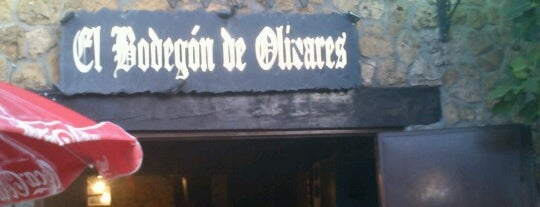 El Bodegon De Olivares is one of Tapeo.