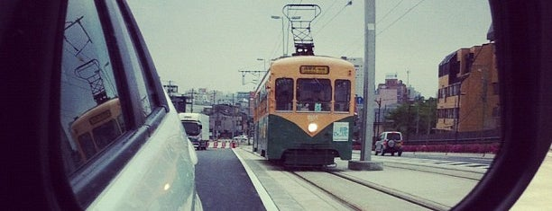 富山地鉄 富山大学前 バス停 is one of 3ick'in Kaydettiği Mekanlar.