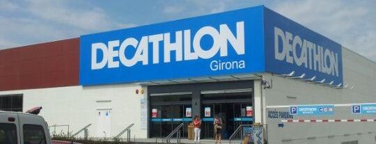 Decathlon Girona is one of Anni 님이 좋아한 장소.