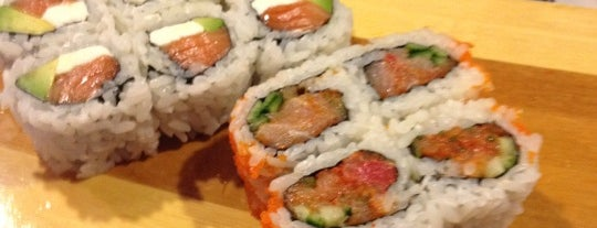 Sushi Monster is one of Belmont.