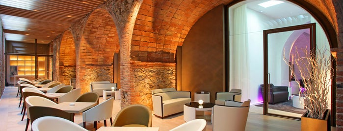 ABaC Restaurant & Hotel is one of #myhints4Barcelona.