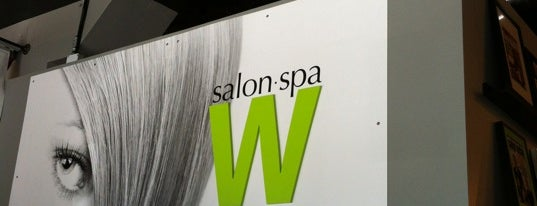 Salon Spa W is one of DSM.