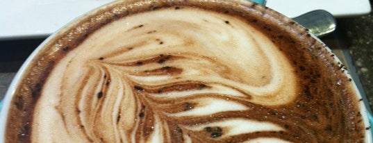49th Parallel & Lucky's Doughnuts is one of /r/coffee.