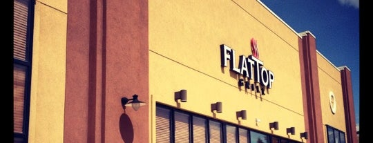 FlatTop Grill Peoria is one of Jennifer's Liked Places.