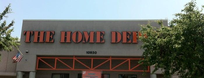 The Home Depot is one of Tempat yang Disukai Dan.