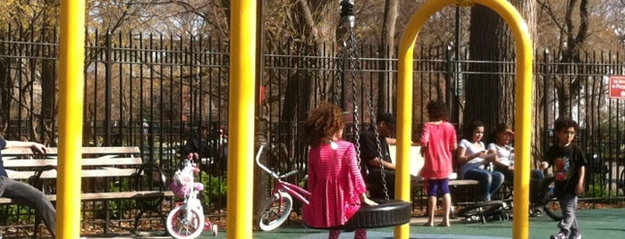 Tompkins Square Park Playground is one of Coolplaces Nyc.