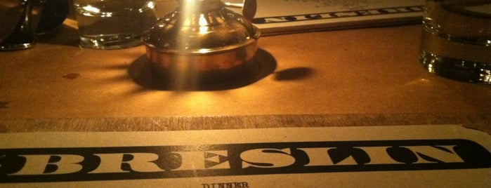 The Breslin Bar & Dining Room is one of i want to go to there.
