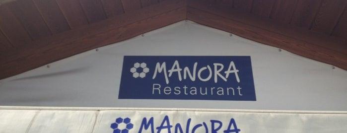 Manor is one of Tempat yang Disukai Romy Alyssa.