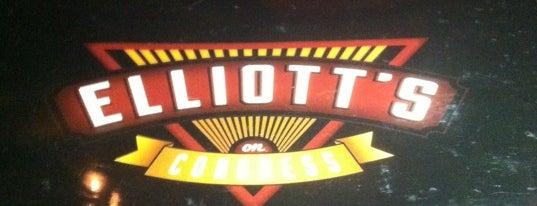 Elliott's on Congress is one of Tucson - Great Downtown Eats/Drinks.