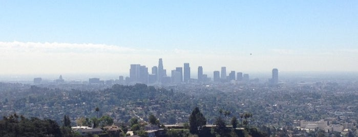 Black Top (View Of Downtown L.A.) is one of Los Feliz / Silver Lake - My Spots.