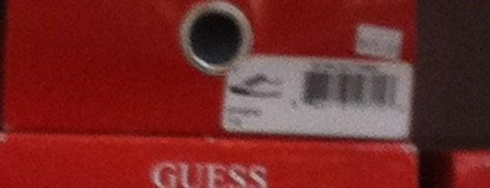Guess Factory Store is one of Posti che sono piaciuti a Mario.