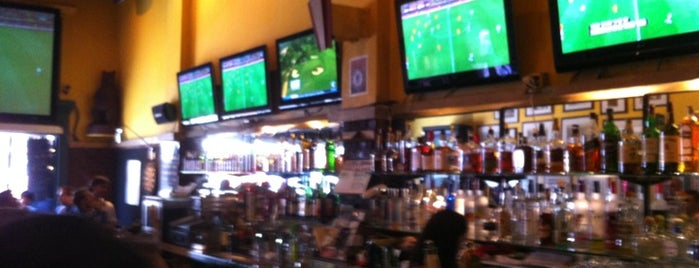 Steff's Sports Bar is one of Work hh.