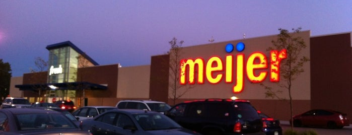 Meijer is one of Lieux qui ont plu à Josh.