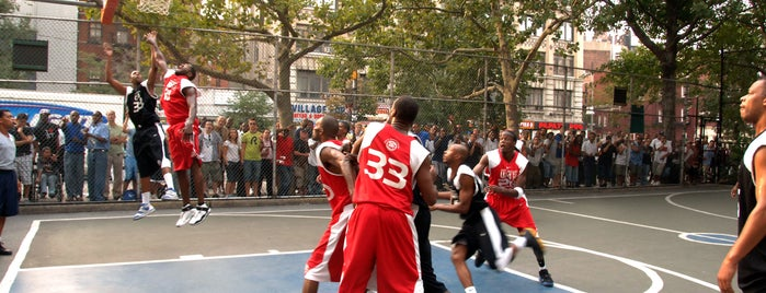 West 4th Street Courts (The Cage) is one of NEW YORK.