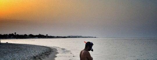 Plage / Beach El Kantaoui is one of otz.