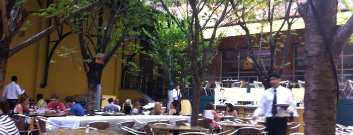 Barolo Ristorante is one of Eat/drink outside & downtown(ish).