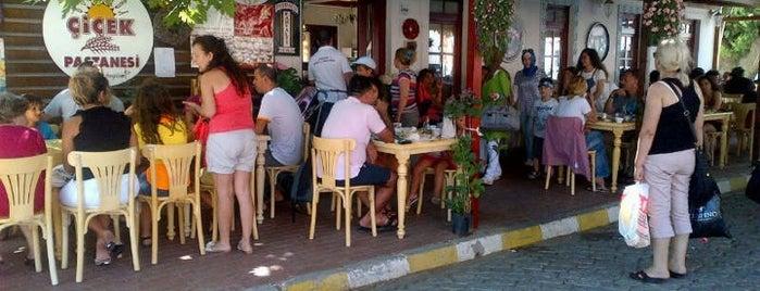 Çiçek Pastanesi is one of Tatlı, Dondurma ve Fırın.