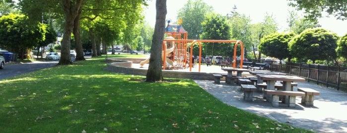 Burnett Linear Park is one of Seattle Area Oddities.