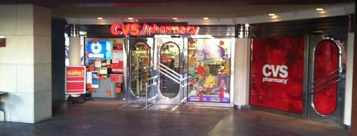 CVS pharmacy is one of Tempat yang Disimpan Heather.
