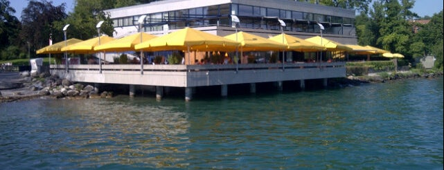 Lake Side is one of Top 10 favorites places in Zurich.