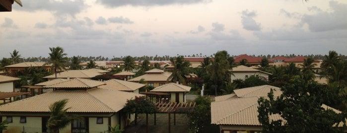 Condomínio Reserva Imbassai is one of Points de Salvador.