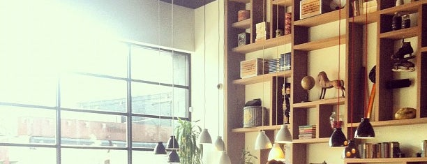 Partners Coffee is one of I love Brooklyn.