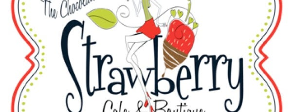 Chocolate Covered Strawberry is one of Locais salvos de Tyler.