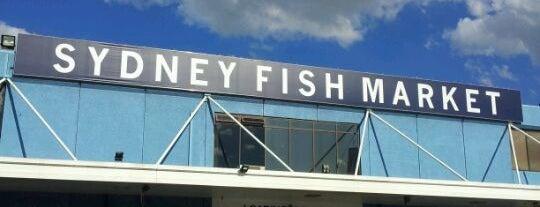 Sydney Fish Market is one of Sydney, NSW.