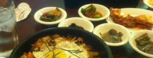 Sammy Chon's KTown BBQ is one of Favorite Vegan/Vegan Friendly Spots.