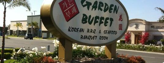 Garden Buffet BBQ & Seafood is one of spot.