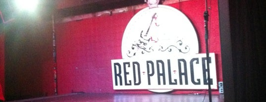 Red Palace is one of Music Arts & Culture.