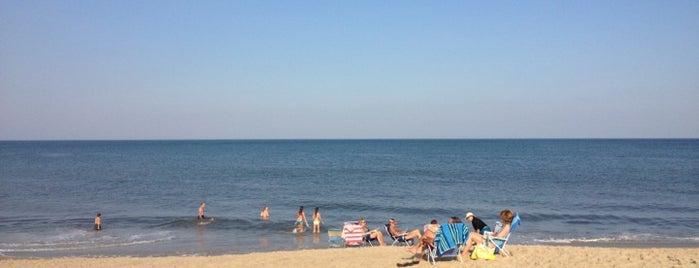 Stockley Street Beach is one of Bryan : понравившиеся места.
