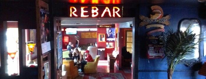 Rebar is one of Locais curtidos por Rashad.