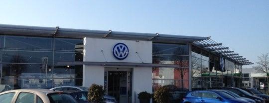 A-Point Volkswagen is one of Liliya : понравившиеся места.