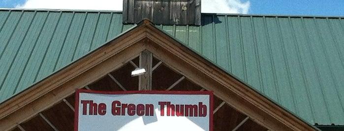 The Green Thumb is one of สถานที่ที่ Gail ถูกใจ.