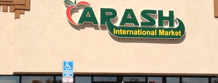 Arash International Market is one of Denver - Food to Try.
