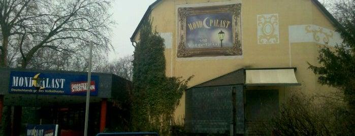 Mondpalast von Wanne-Eickel is one of 4sqRUHR Herne #4sqCities.