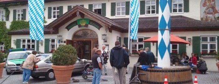 Brauereigasthof Hotel Aying is one of Ausflüge.