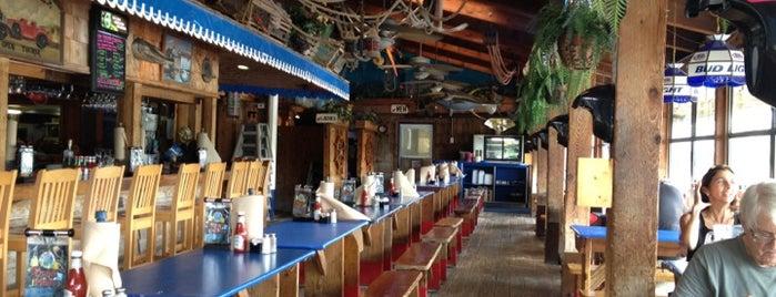 Phillippi Creek Village Restaurant & Oyster Bar is one of Rasheed 님이 저장한 장소.