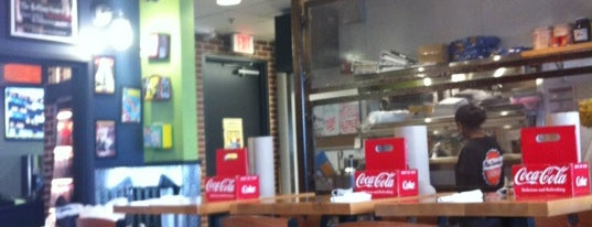 Bad Daddy's is one of Charlotte's Best Burgers - 2012.