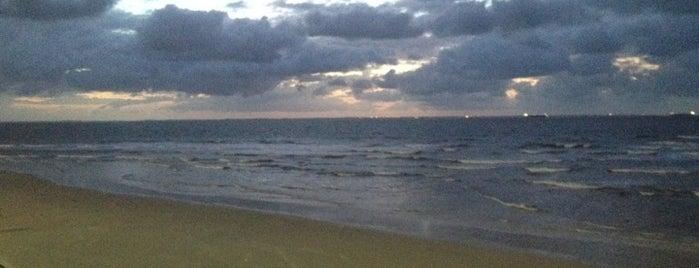 Praia do Calhau is one of Lieux qui ont plu à Katy.