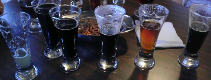 Keg Creek Brewery is one of An Iowa Brewery Tour.