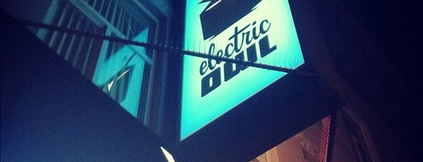 Electric Owl is one of Dine Out Vancouver Festival 2013.