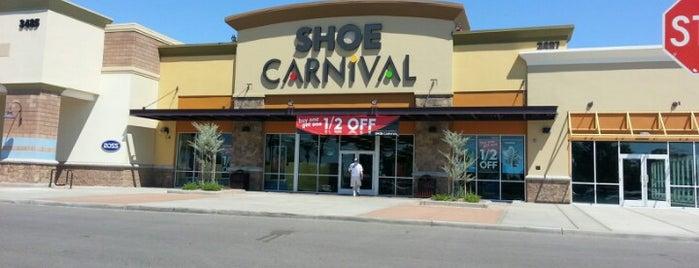Shoe Carnival is one of Orte, die Antonio de Jesús gefallen.