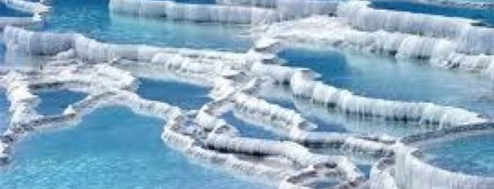Pamukkale is one of İrem 님이 좋아한 장소.