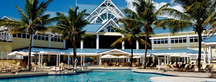 Magdalena Grand Beach Resort is one of Harlem Faves.