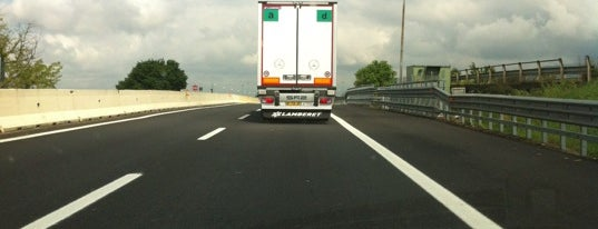 A1 - Firenze Scandicci is one of Autostrada A1 - «del Sole».