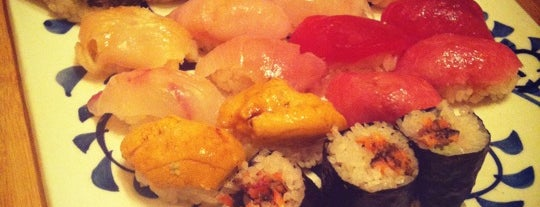 Sushi Yasuda is one of Dicas de Nova York.