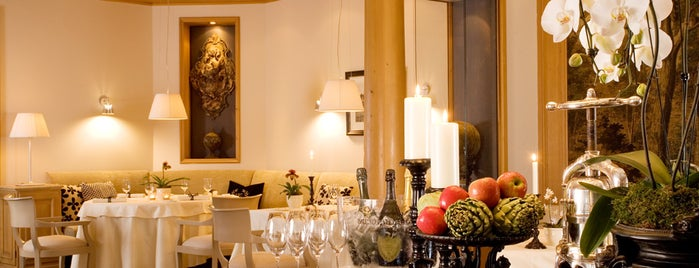 Gourmetrestaurant Endtenfang is one of Region Hannover.